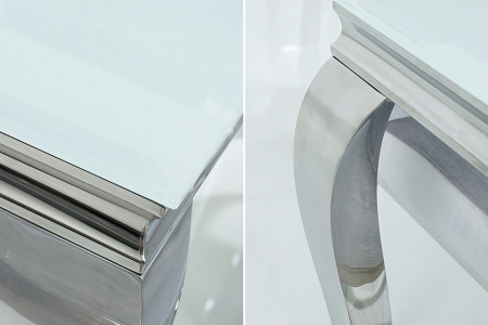 MAG201 - Masa 200 cm pentru living, dining - Argintiu sau Negru