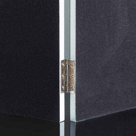 OGG111 - Oglinda pentru masuta de toaleta, dormitor - Argintie