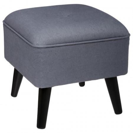 SCN11 - Scaun masuta toaleta machiaj cosmetica, fotoliu, scaunel, divan, taburet - tapitat gri
