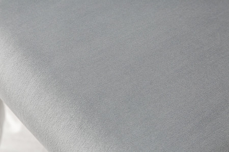 SCAG202 - Scaun tapitat cu picioare din metal, living, dining - Argintiu sau Negru