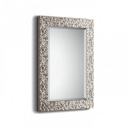 OGG105 - Oglinda dreptunghiulara perete dormitor/living/baie - Rama Aramie din metal