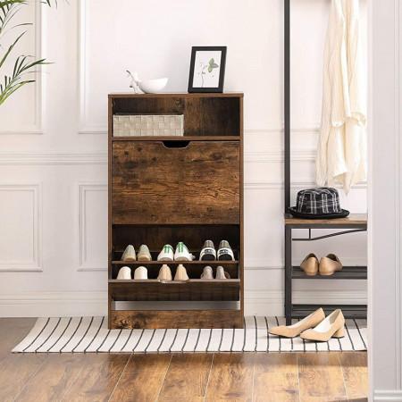 PANI202 - Pantofar industrial 60 cm, pantofare pantofi - Maro
