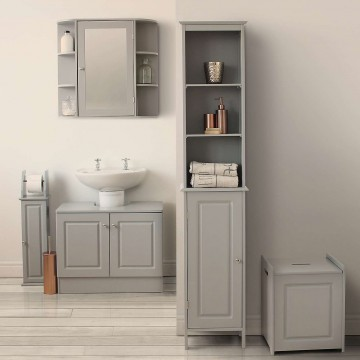 Rosa102 Set Mobilier Baie Rosa 5 Piese Masca