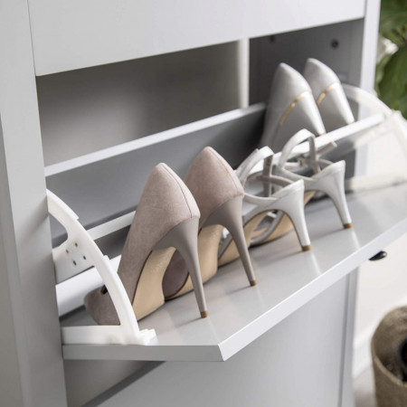 COG105 - Pantofar gri, 76 cm, pentru hol - Lisabona