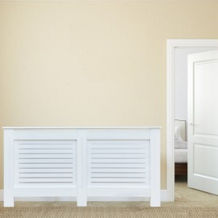 MDCA104 - Masca de calorifer, protectie radiator alba - Mare