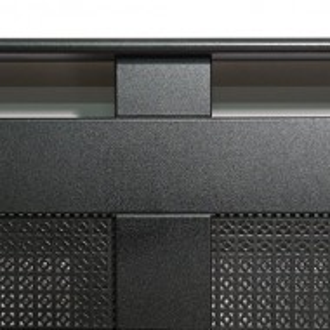 MDCN202 - Masca de calorifer 160 cm, protectie radiator Neagra - mare