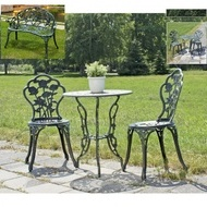 SEGV201 - Set Masa si scaune gradina, terasa, balcon Verde