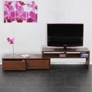 CEA1 - Ceas de perete tablou triplu lemn+panza, gama Orhidee
