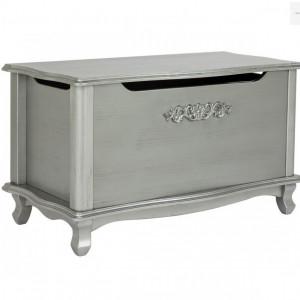LAG101 - Lada, cufar dormitor - Argintiu