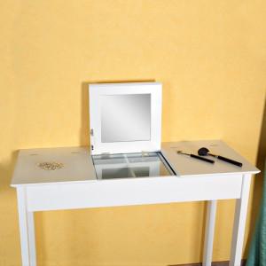 MAA9 - Masa alba toaleta cosmetica machiaj masuta vanity