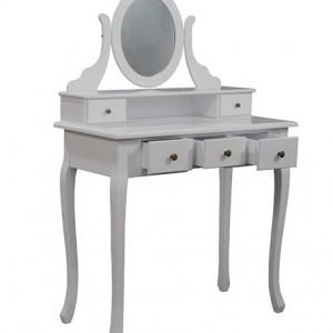 SEA327 - Set Masa Alba toaleta cosmetica machiaj oglinda masuta