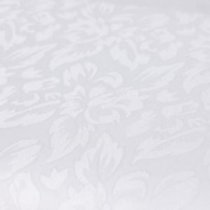 SCA103 - Scaun tapitat Alb cu Trandafiri masa toaleta taburet machiaj
