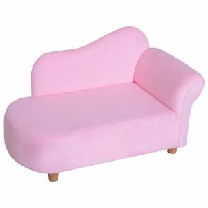 DIVRC202 - Mini canapea, divan Copii - Roz