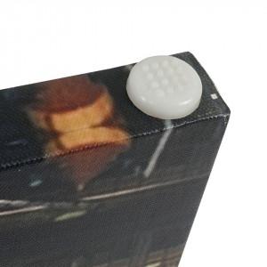 PAR8 - Paravan despartitor imprimat - ambele parti, Oras - 4/5 Panouri cu LED