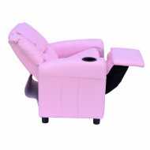 SCRC203 - Mini fotoliu, 62 cm, scaun, scaunel, divan Copii - Roz