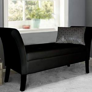 BAN106 - Divan imitatie de piele, Canapea, fotoliu, sofa, bancheta, bancuta cu lada, banca living, dormitor, hol