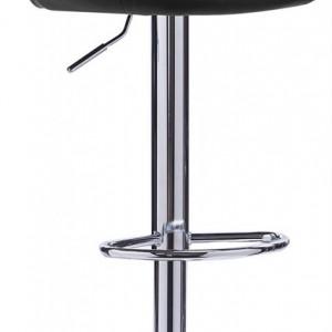 SCA212 - Scaun tapitat bar, imitatie de piele, inaltime sezut reglabila 60-82 cm - Diverse culori