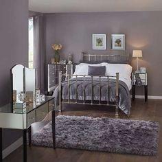 COM51 - Comoda living, dormitor, dulap cu 4 sertare - Fete Oglinda