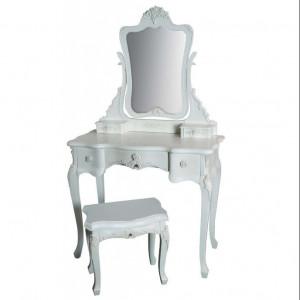SEA127 - Set Masa Alba toaleta cosmetica machiaj oglinda masuta
