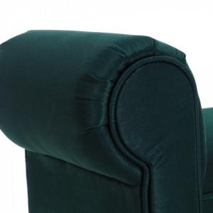 BAN218 - Divan, Canapea, fotoliu, sofa, bancheta, bancuta, banca living, dormitor, hol: Verde
