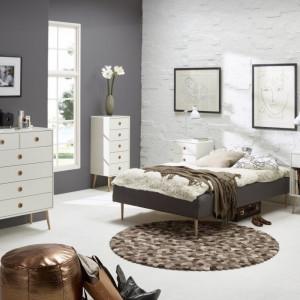 COA116 - Comoda, dulap cu 6 sertare Make Up, machiaj, cosmetice, living, dormitor - Alb