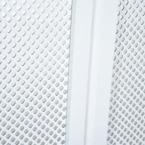 MDCA202 - Masca de calorifer, protectie radiator alba