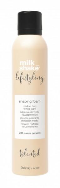 LIFESTYLING Shaping foam 250ml - pena za oblikovanje / srednje jačine