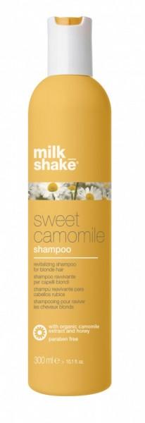SWEET CAMOMILE shampoo 300ml - revitalizirajući šampon za plavu kosu
