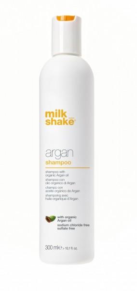 ARGAN shampoo 300ml - Šampon sa organskim arganovim uljem za sve tipove kose. Bez sulfata i soli.