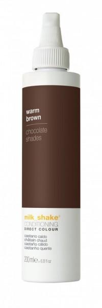 DIRECT COLOUR warm brown 200ml