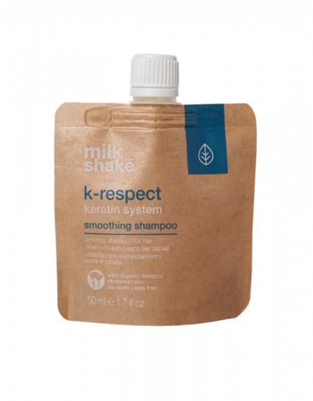 K-RESPECT smoothing shampo 50ml
