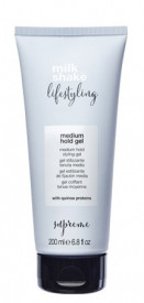LIFESTYLING Medium hold gel 200ml - Gel za oblikovanje kose.