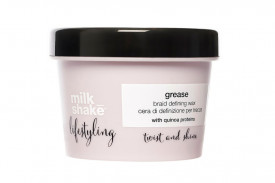 LIFESTYLING Grease 100ml - Vosak za definiciju pletenica.