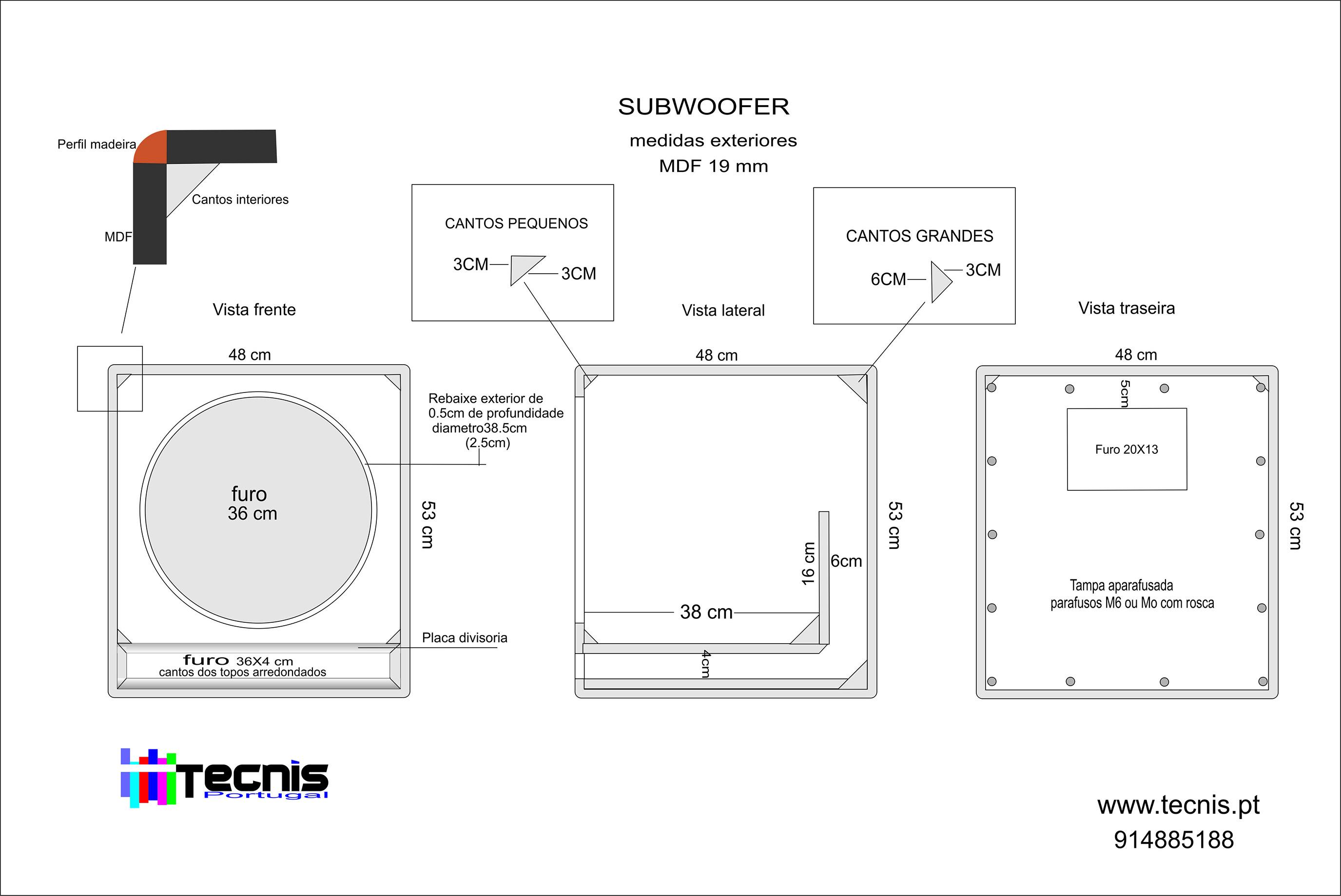Faa Voc Mesmo Tecnis Electronica Portugal Segue Abaixo O Desenho Do Circuito Se Quiser Montar Seu Caixa Subwoofer