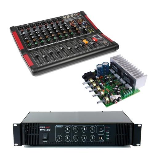 Amplificadores / Mesas