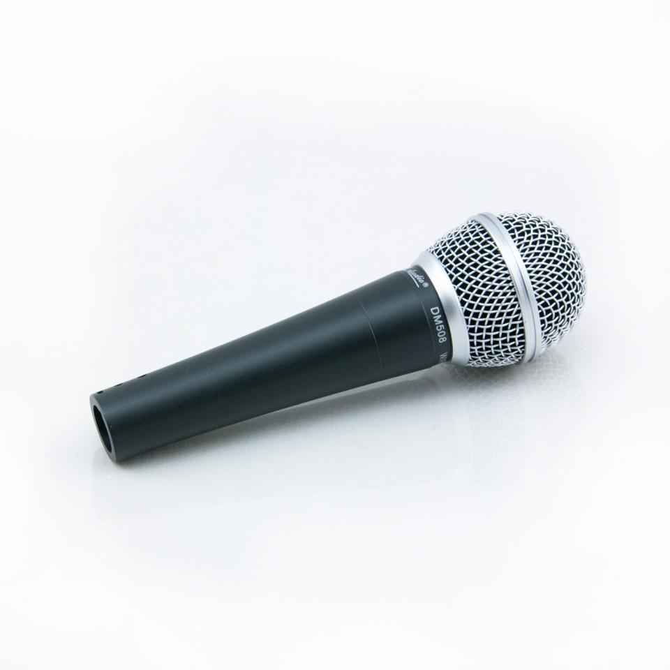 Microfones e Acessórios