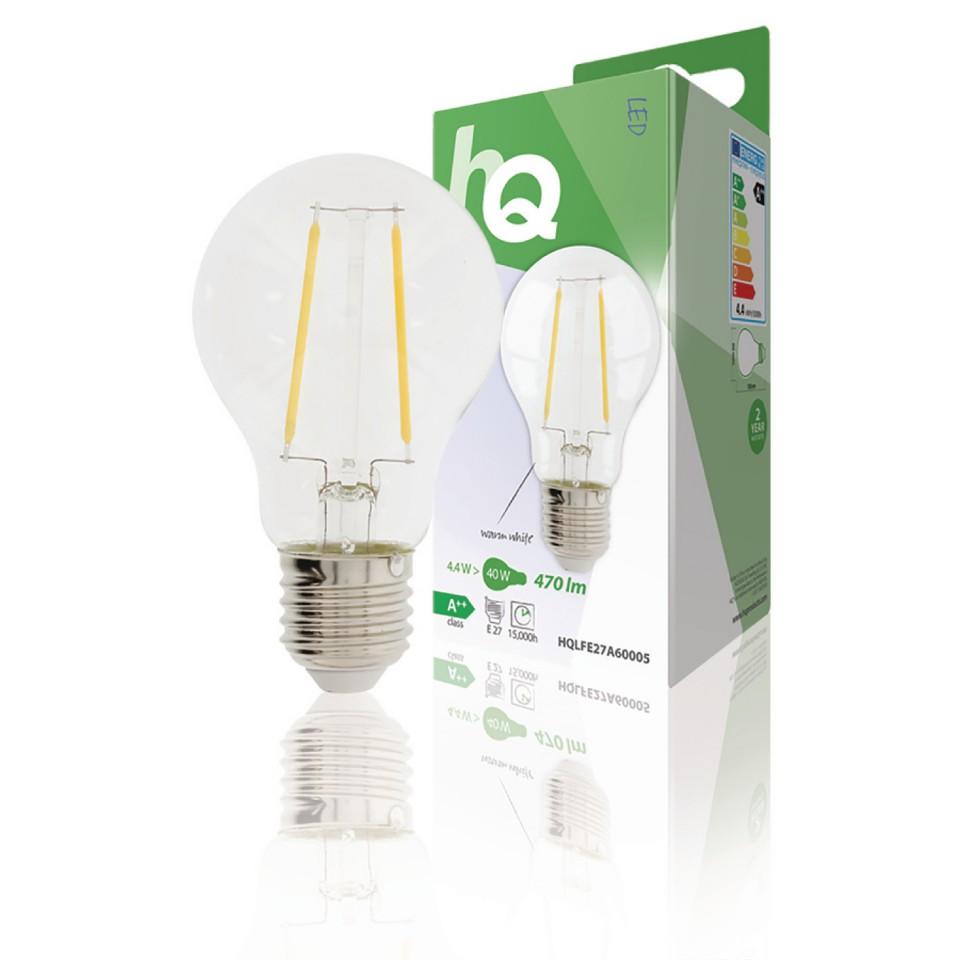 Lampada led filamento 220v 6w branco quente for Lampade led 220v