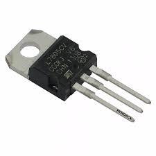 7805 Regulador de tensão 5V