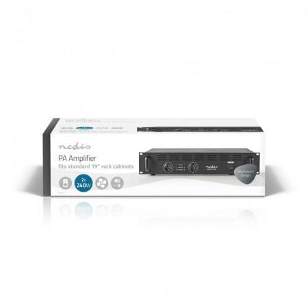 Amplificador de Potencia   480 W