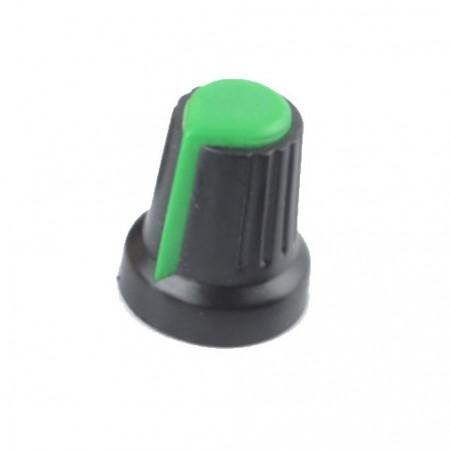 Botão p/ Potenciómetro ø 6mm