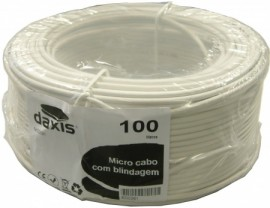CABO MICRO COAXIAL 0,50 MM