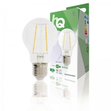 """LAMPADA LED """"FILAMENTO"""" 220V 6W BRANCO QUENTE"""
