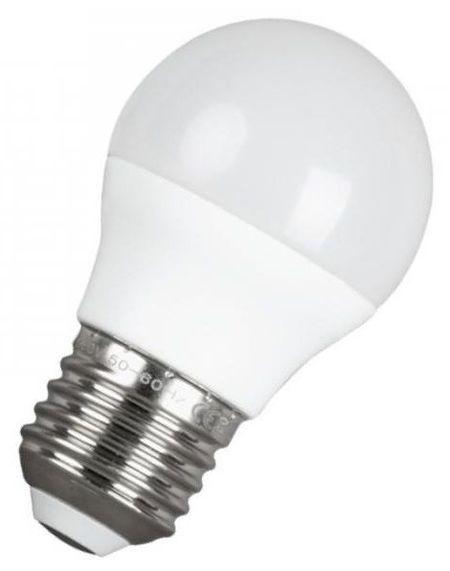 Lampada LED Opalina 220V E27 9W Branco Q. 3000K 675Lm