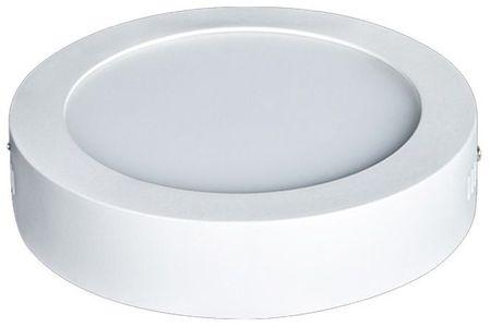 Painel de LED Superficie Redondo (Ø 12cm) 6W 4000K 600Lm