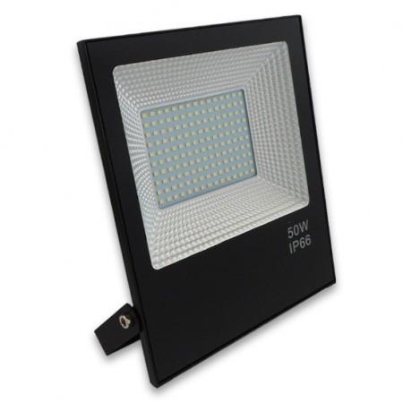 Projector LED IP65 Branco Frio 6000K 50W
