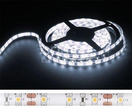 Fita 300 LEDs SMD2835 IP65 Branco F. 6000K 24V 1250Lm - 5 mts