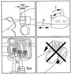 Ligador Rápido 3 Ligações
