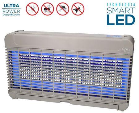 Repelente Eléctrico de Insectos LED Profissional 11W 75m2 - EDM