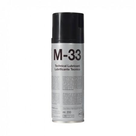 Spray Lubrificante Técnico (200ml) - M-33