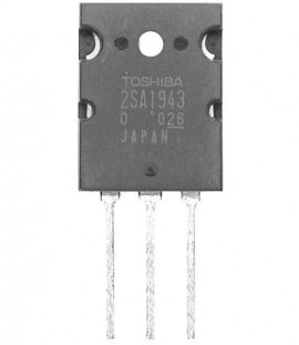 Transistor 2SA1943 Toshiba (original)